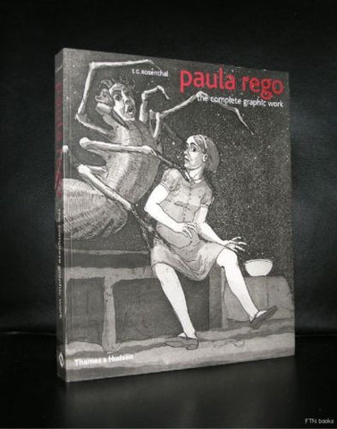 Paula Rego # THE COMPLETE GRAPHIC WORK # 2003, nm+