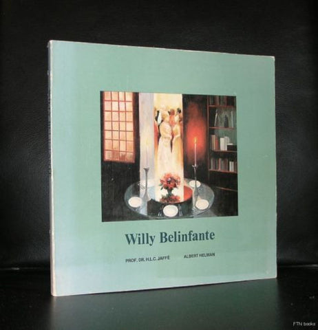 Jaffe # WILLY BELINFANTE # 1982, nm-