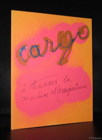 Cargo 3 # JEAN MESSAGIER # 1984, Bordas, ed. 200 , numbered 81, MINT