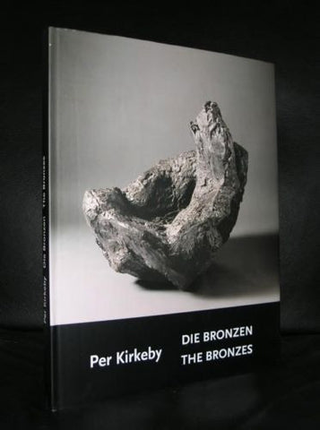 Per Kirkeby # THE BRONZES #  1998, mint-