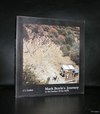 j.L. Locher # MARK BOYLE's JOURNEY# 1978, nm+