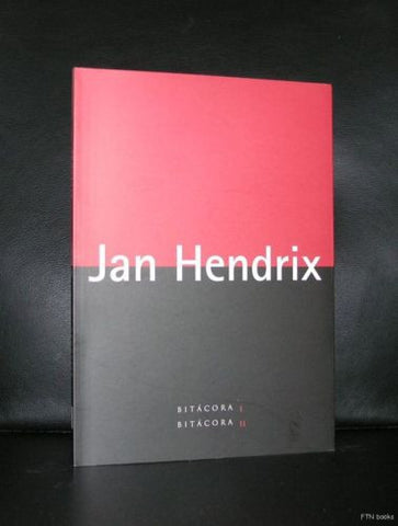 Jan Hendrix # BITACORA # 1997, mint