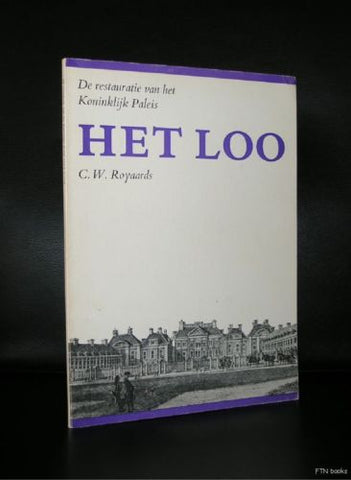 Royal dutch palace # RESTAURATIE VAN HET LOO # 1972, nm-