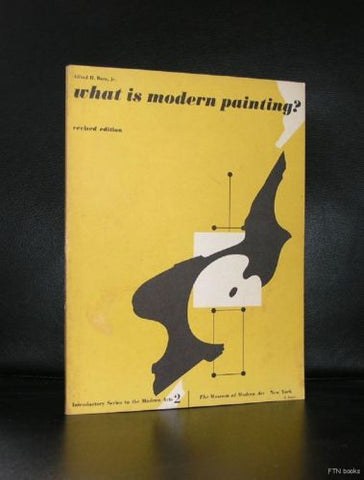 Moma, Barr # WHAT IS MODERN PAINTING# 1952, nm-