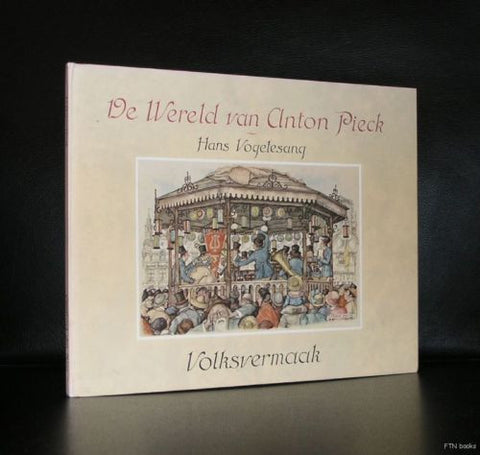 Anton Pieck # VOLKSVERMAAK # 1980, mint