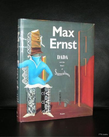 Max Ernst # DADA and the DAWN OF SURREALISM # 1993, nm+