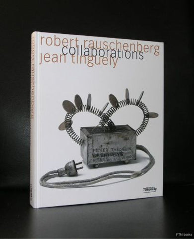 Robert Rauschenberg & Jean Tinguely#COLLABORATIONS#mint