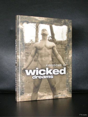 Kingdom 19, Gay photography# WICKED DREAMS#2006,mint