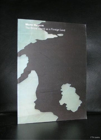 Mona Hatoum # ENTIRE WORLD AS A FOREIGN LAND# 2000,nm