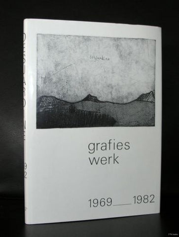 Desjardine # GRAFIES WERK 1969-1982 # 1982, icl. original etching, MINT