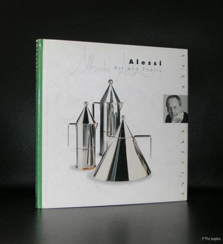 Alessi # ART and POETRY # 1998, nm