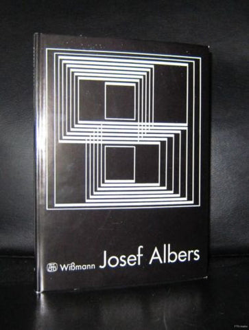 Josef Albers # 85 GEBURTSTAGES # 1971, mint, incl. original silkscreen