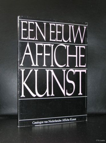 Dutch posters# EEUW AFFICHE KUNST# 1987, nm