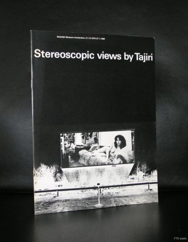 Stedelijk Museum # TAJIRI , stereoscopic views# 1979,nm