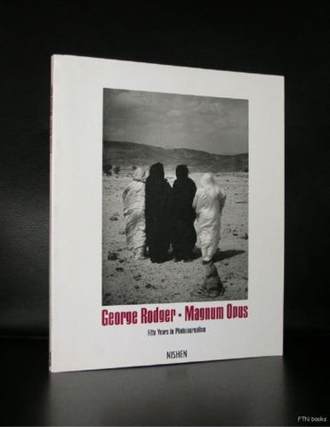 George Rodger # M. OPUS # Fifty years in photojournalism, 1987, nm