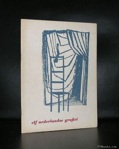 M.C. Escher a.o.#ELF NEDERLANDSE GRAFICI# 1951, nm