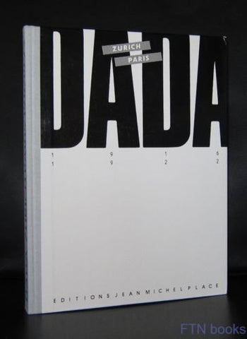 Dada # ZURICH PARIS 1916-1922 # Ed. Jean Michel Place, 1981, NM++
