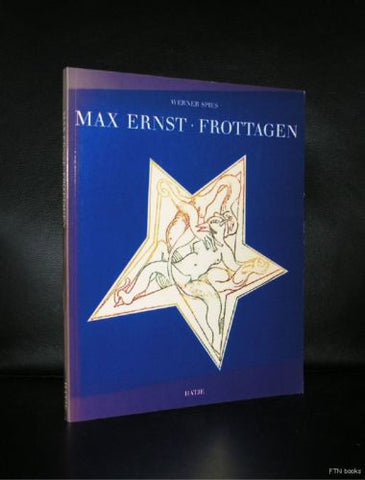 Max Ernst # FROTTAGEN #  1986, nm