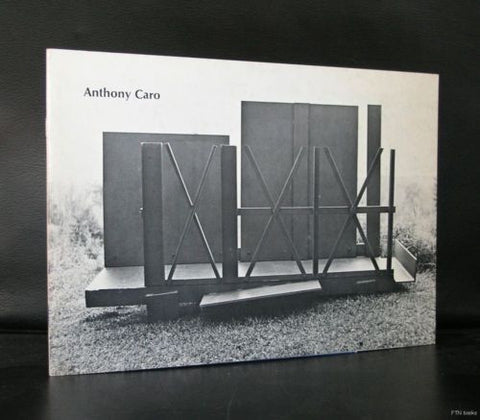 Andre Emmerich Gallery # ANTHONY CARO, New Sculpture # 1972, nm