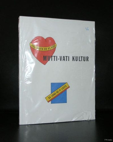 Lawrence Weiner, Witte de With # CAHIER 1# mint, sealed