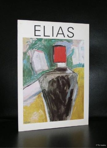 Art Print Amsterdam # ELIAS # 1982, nm