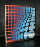Walter Spies # VASARELY # incl. art work, 1971, nm /mint