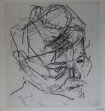 Marlborough # FRANK AUERBACH # Complete etchings1954-1990, nm