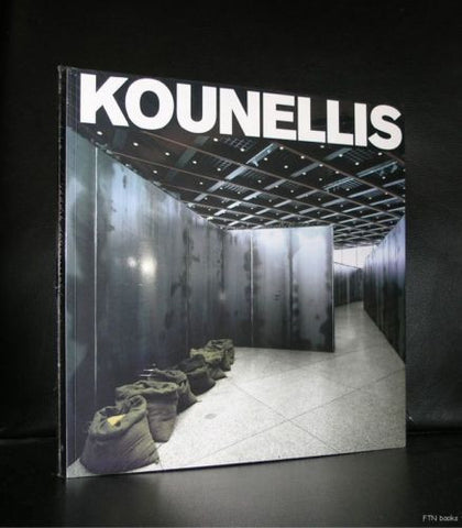 SMB Berlin # KOUNELLIS # sealed copy /  mint