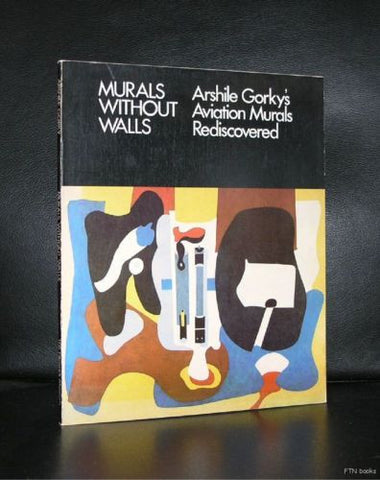 Arshile Gorky # MURALS WITHOUT WALLS # 1978, nm-