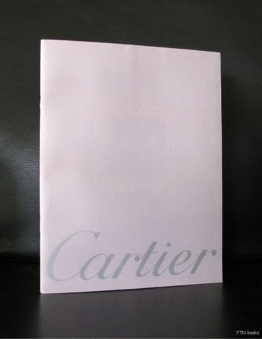 Christmas publication # CARTIER # 1998, mint