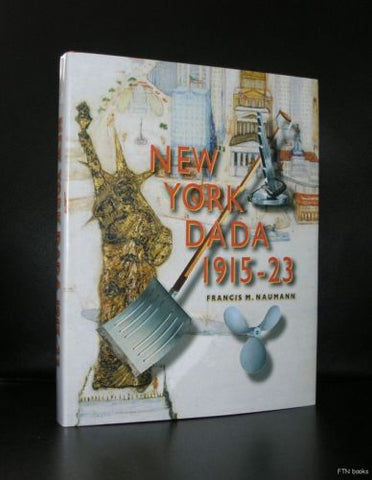 Naumann# NEW YORK DADA 1915-23 # 1994, mint