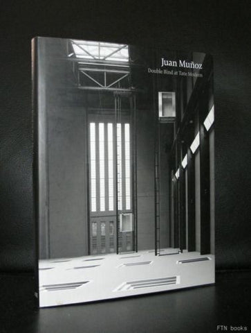 Juan Munoz#DOUBLE BIND AT TATE MODERN#2001, mint-