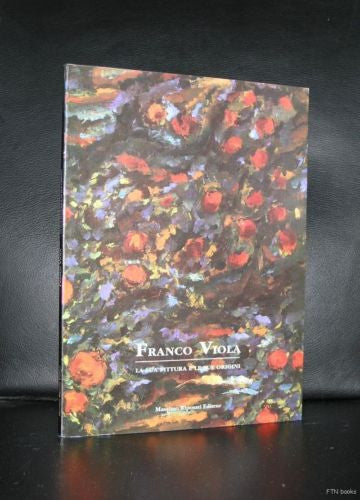 Franco Viola # PITTURA e sue ORIGINI#1993, nm+