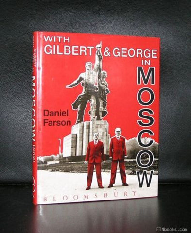 Gilbert & George# IN MOSCOW # 1991, Mint