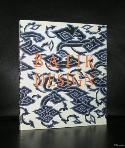 Pepin press, Indonesia # BATIK DESIGN # 2001, nm+
