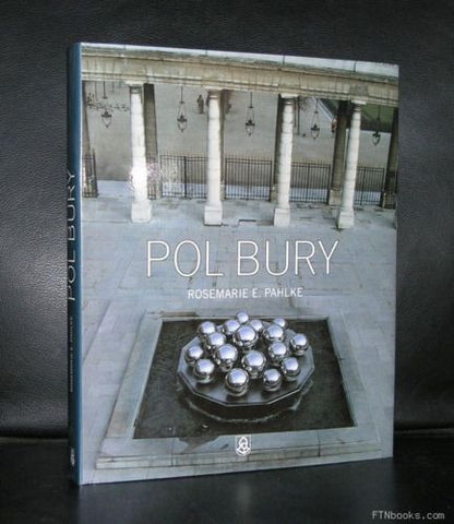 Pol Bury # CATALOGUE RAISONNE # 1995, mint