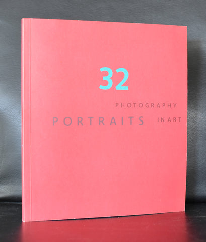 van Krimpen # 32 PORTRAITS IN ART # 1989, nm+