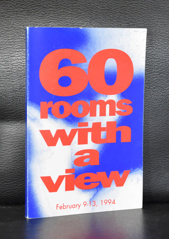 Art Hotel # 60 ROOMS WITH A VIEW # 1994, mint