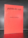 Daniel Buren # POINTS DE VUE # 1983, nm