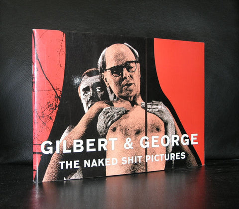 Stedelijk Museum#GILBERT & GEORGE # NS paintings.#1996