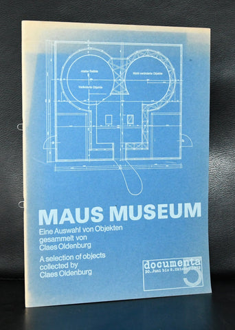 Documenta 1972 # CLAES OLDENBURG, Maus Museum # 1972, nm