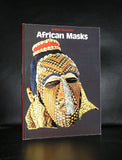 Robert Bleakley # AFRICAN MASKS # 1978, nm