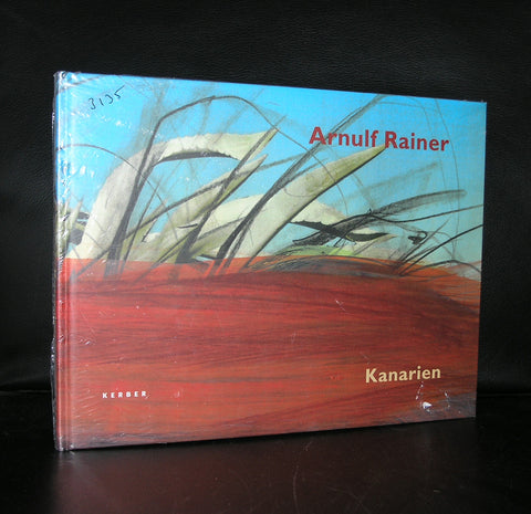 Arnulf Rainer # KANARIEN # sealed copy, MINT
