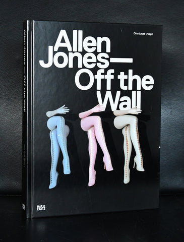 Allen Jones # OFF THE WALL # 2012, mint