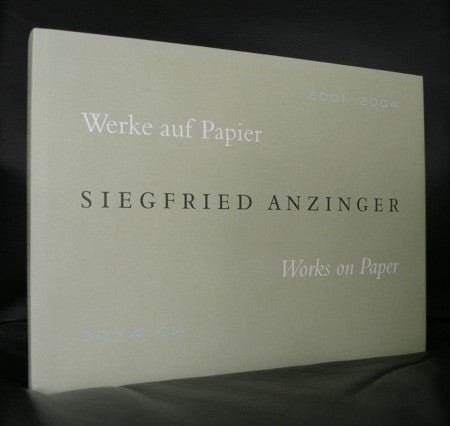 Siegfried Anzinger # WORKS ON PAPER # mint ,2004