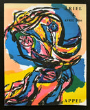 Berggruen & Pollac # Ariel 4 / KAREL APPEL # contains 2 original large lithographs by Appel, 1966, nm++