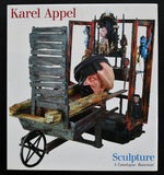 Karel Appel # SCULPTURE, catalogue raisonne # 1994, mint