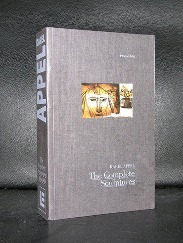 Karel Appel # the COMPLETE SCULPTURES# 1990, nm+