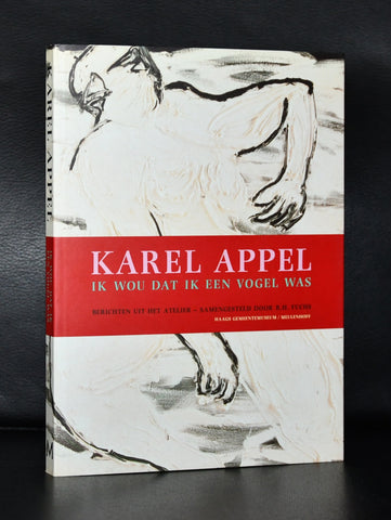 Haags Gemeentemuseum # KAREL APPEL # 1990, Lucebert, Schierbeek, Fuchs / mint