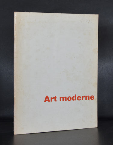 Paul Brandt # ART MODERNE # 1958, nm